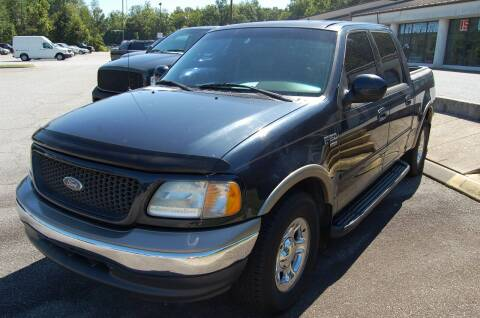 2001 Ford F-150 for sale at Modern Motors - Thomasville INC in Thomasville NC