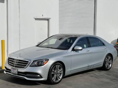 2018 Mercedes-Benz S-Class for sale at Corsa Exotics Inc in Montebello CA