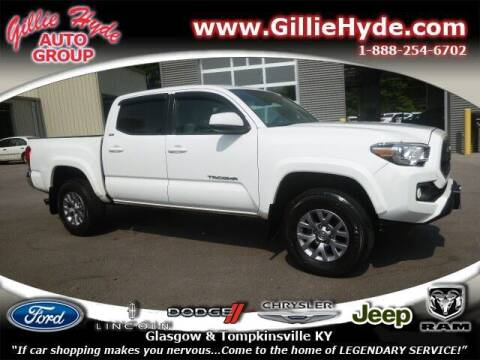 2017 Toyota Tacoma for sale at Gillie Hyde Auto Group in Glasgow KY