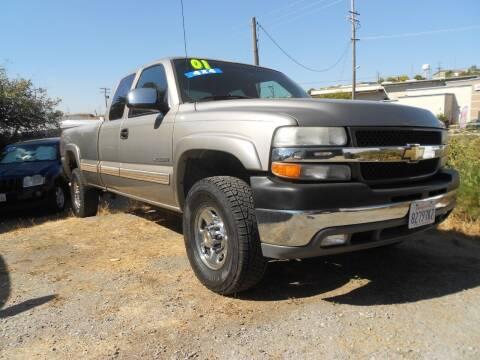 2001 Chevrolet Silverado 2500HD for sale at Mountain Auto in Jackson CA