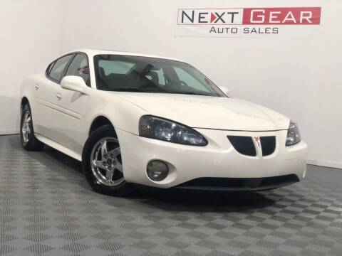 2004 Pontiac Grand Prix for sale at Next Gear Auto Sales in Westfield IN