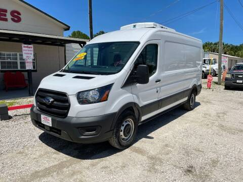 2020 Ford TRANSIT 250 REFRIGERATED for sale at DEBARY TRUCK SALES in Sanford FL