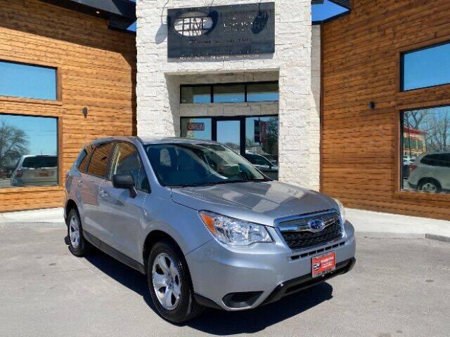 2014 Subaru Forester for sale at Hamilton Motors in Lehi UT