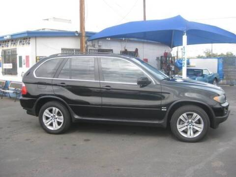 2005 BMW X5 for sale at Town and Country Motors - 1702 East Van Buren Street in Phoenix AZ