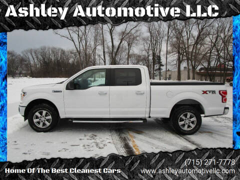 2019 Ford F-150 for sale at Ashley Automotive LLC in Altoona WI