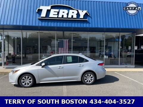 2020 Toyota Corolla for sale at Terry of South Boston in South Boston VA