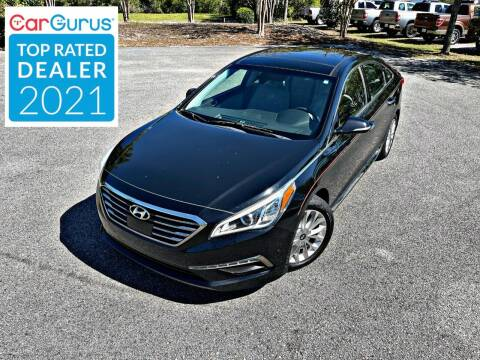 2015 Hyundai Sonata for sale at Brothers Auto Sales of Conway in Conway SC