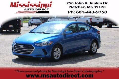 2018 Hyundai Elantra for sale at Auto Group South - Mississippi Auto Direct in Natchez MS