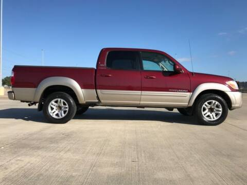 2006 Toyota Tundra for sale at ALL AMERICAN FINANCE AND AUTO in Houston TX