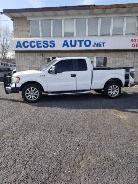 2011 Ford F-150 for sale at Access Auto in Salt Lake City UT