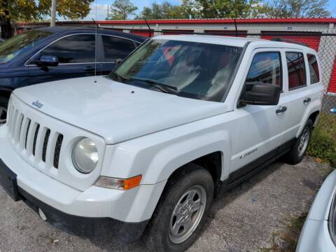 2014 Jeep Patriot for sale at SUNRISE AUTO SALES in Gainesville FL