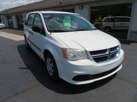 2013 Dodge Grand Caravan for sale at Tri-County Pre-Owned Superstore in Reynoldsburg OH