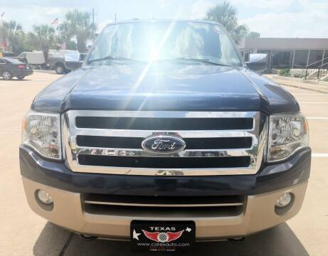 2014 Ford Expedition EL for sale at Car Ex Auto Sales in Houston TX