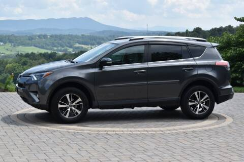 2016 Toyota RAV4 for sale at JW Auto Sales LLC in Harrisonburg VA
