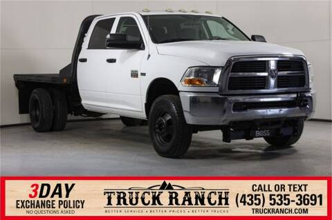 2011 RAM Ram Chassis 3500 for sale at Truck Ranch in Logan UT