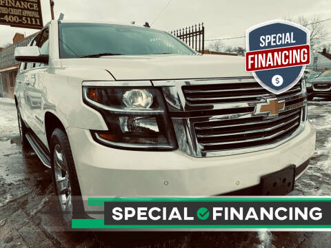 2015 Chevrolet Suburban for sale at 3 Brothers Auto Sales Inc in Detroit MI