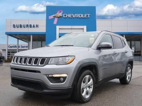 2019 Jeep Compass for sale at Suburban Chevrolet of Ann Arbor in Ann Arbor MI