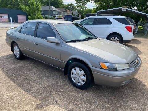 1997 Toyota Camry for sale at The Auto Lot and Cycle in Nashville TN