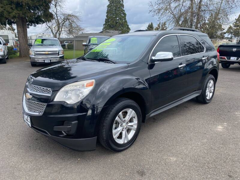 2013 Chevrolet Equinox for sale at Pacific Auto LLC in Woodburn OR