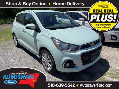 2017 Chevrolet Spark for sale at Autosaver Ford in Comstock NY