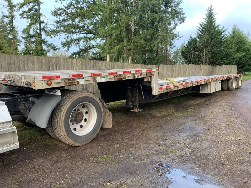 2007 Wilson 48 ft Aluminum for sale at DirtWorx Equipment - Used Equipment in Woodland WA