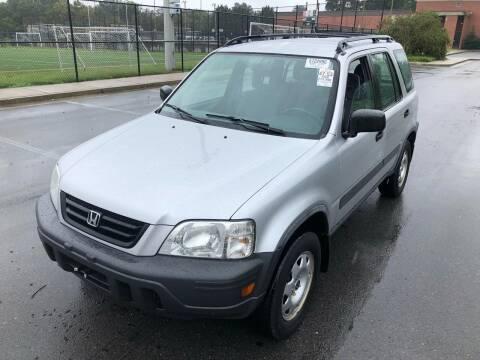 1998 Honda CR-V for sale at Diana Rico LLC in Dalton GA