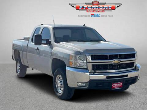 2008 Chevrolet Silverado 2500HD for sale at Rocky Mountain Commercial Trucks in Casper WY