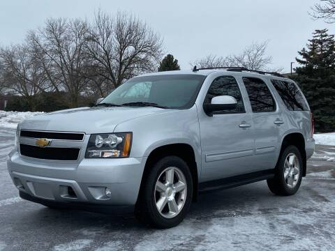 2012 Chevrolet Tahoe for sale at North Imports LLC in Burnsville MN
