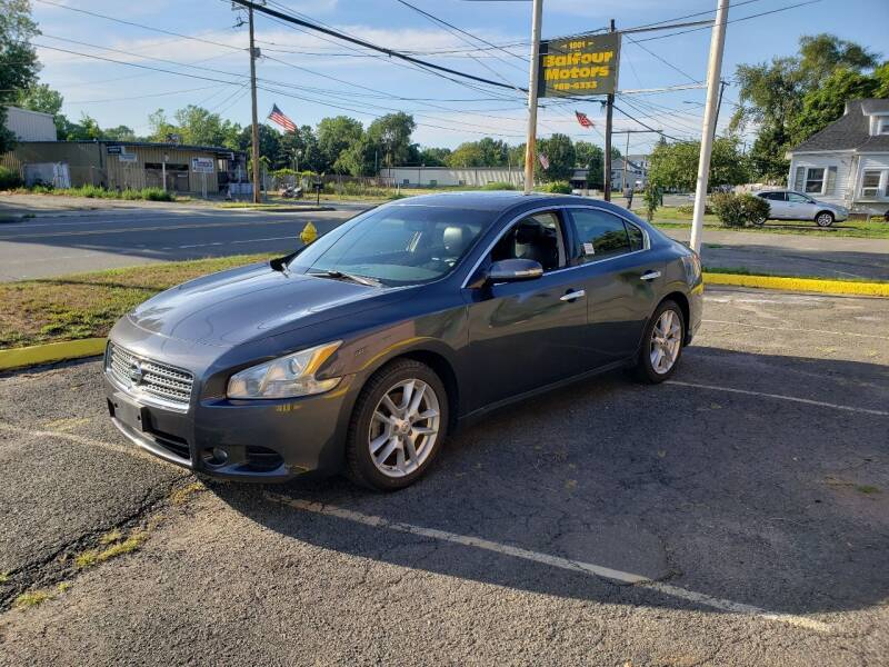 2010 Nissan Maxima for sale at Balfour Motors in Agawam MA