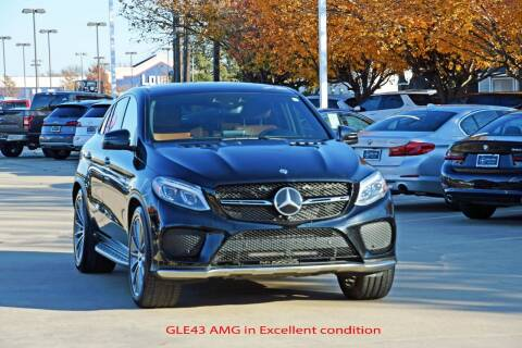 2018 Mercedes-Benz GLE for sale at Silver Star Motorcars in Dallas TX