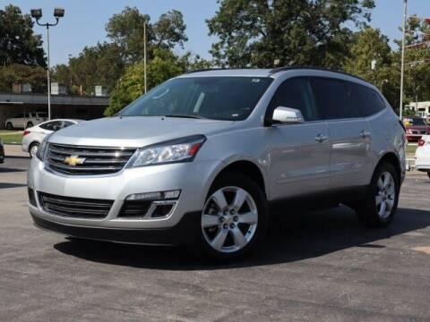 2017 Chevrolet Traverse for sale at Bryans Car Corner in Chickasha OK