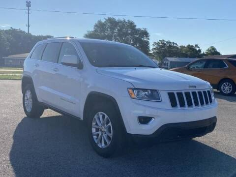 2015 Jeep Grand Cherokee for sale at Betten Baker Preowned Center in Twin Lake MI