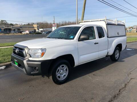 2015 Toyota Tacoma for sale at iCar Auto Sales in Howell NJ