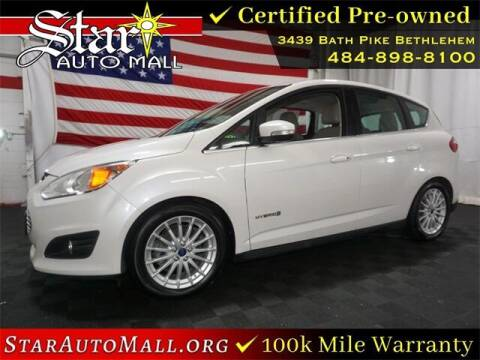 2015 Ford C-MAX Hybrid for sale at STAR AUTO MALL 512 in Bethlehem PA