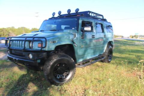 2007 HUMMER H2 for sale at Elite Car Care & Sales in Spicewood TX