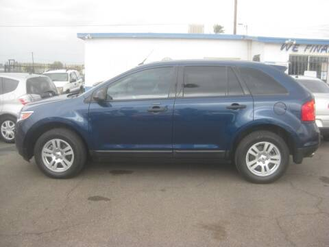 2012 Ford Edge for sale at Town and Country Motors - 1702 East Van Buren Street in Phoenix AZ