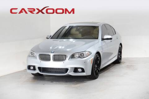 2014 BMW 5 Series for sale at CarXoom in Marietta GA