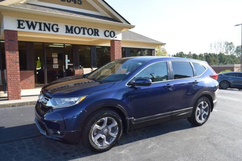 2018 Honda CR-V for sale at Ewing Motor Company in Buford GA