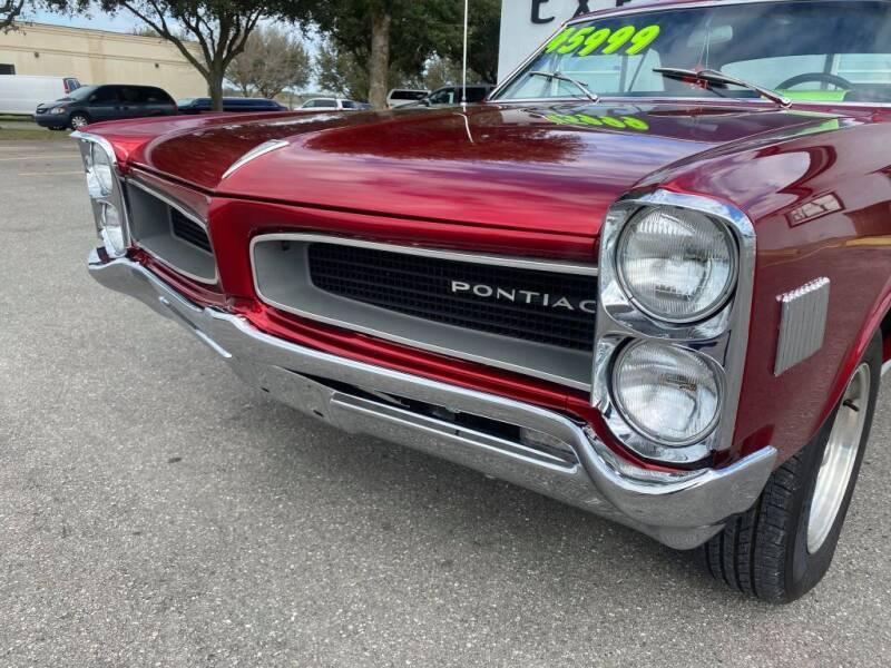 1966 Pontiac Le Mans for sale at Executive Automotive Service of Ocala in Ocala FL