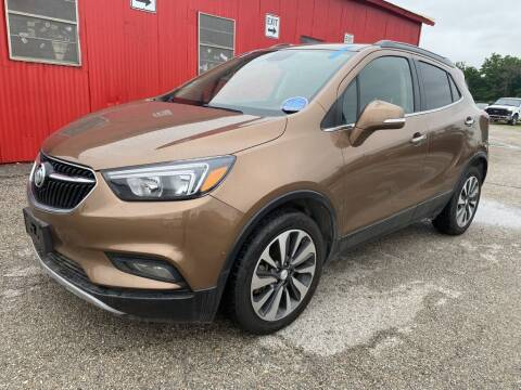 2017 Buick Encore for sale at Pary's Auto Sales in Garland TX