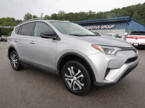 2017 Toyota RAV4 for sale at Viles Automotive in Knoxville TN