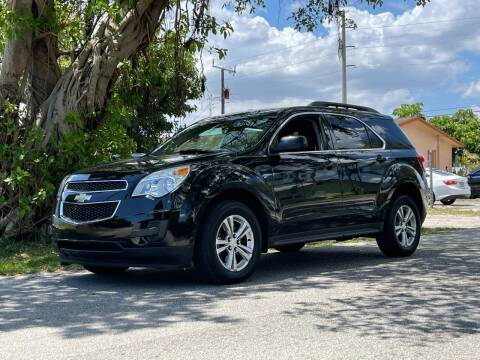 2015 Chevrolet Equinox for sale at Auto Direct of South Broward in Miramar FL