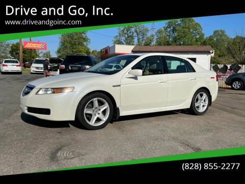 2005 Acura TL for sale at Drive and Go, Inc. in Hickory NC