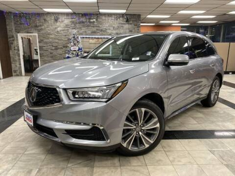 2018 Acura MDX for sale at Sonias Auto Sales in Worcester MA