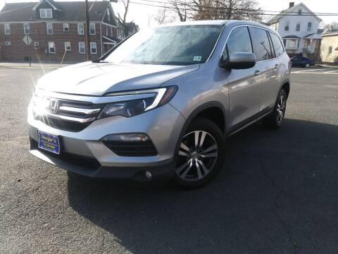 2016 Honda Pilot for sale at Nerger's Auto Express in Bound Brook NJ