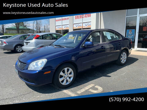 2008 Kia Optima for sale at Keystone Used Auto Sales in Brodheadsville PA