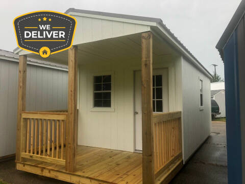 2021 Premier Cabin for sale at Triple R Sales in Lake City MN