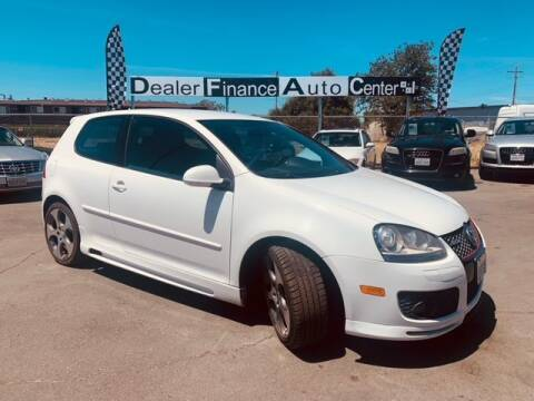 2006 Volkswagen GTI for sale at Dealer Finance Auto Center LLC in Sacramento CA