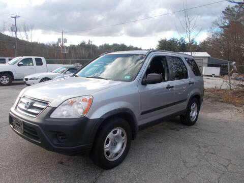2005 Honda CR-V for sale at Manchester Motorsports in Goffstown NH