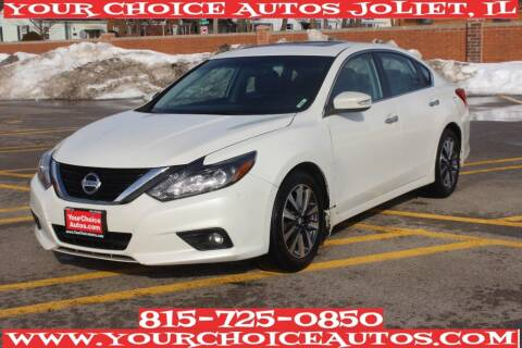 2017 Nissan Altima for sale at Your Choice Autos - Joliet in Joliet IL
